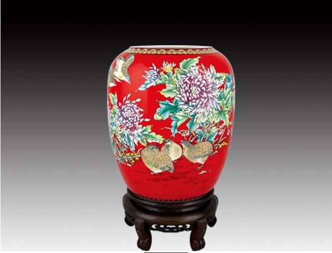 中国红瓷 (4)