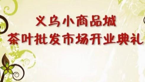 镇江义乌小商品城茶叶批发市场开业典礼 (482播放)