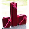 高档首饰盒套装、包装盒、包装