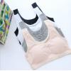 女孩女生发育期小背心式文胸 少女纯棉内衣 学生裹胸