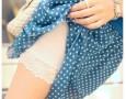夏季女装蕾丝打底裤