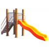 采购运动器材:滑梯
