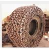 天津矿山型防滑链60装载机轮胎保护链60铲车轮胎防滑链