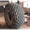 夏工锻造隧道型60装载机轮胎保护链60铲车轮胎防滑链