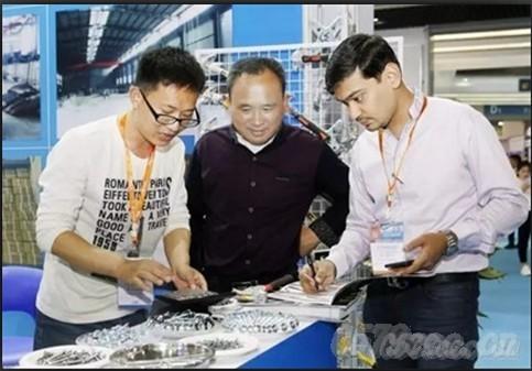 2017中国义乌五金电器博览会开幕